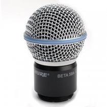 Cápsula Shure Beta 58a Para Microfone Sem Fio