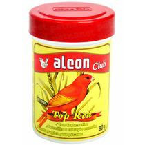Alcon Club Top Red, Deixe Seu Canario Vermelho Com Segurança
