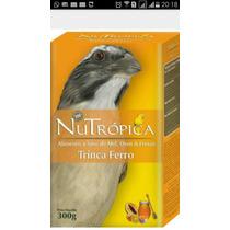 Nutropica Farinhada Mel Ovos Frutas Trinca Ferro