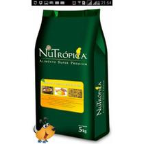 Nutropica Farinhada Mel Ovos Para Canario Curio Bicudo