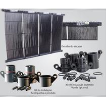 Coletor Solar P/ Aquecimento De Piscinas 10 Anos De Garantia