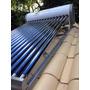 Aquecedor Solar À Vácuo Ourosol 30 Tubos, Boiller De 300l