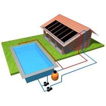 Kit Completo Piscina Aquecedor Solar 4x8 Frete Insta Gratis