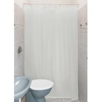 Cortina Para Banheiro Box Pvc 1,80 1,40