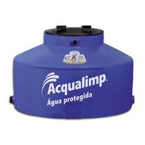 Caixa Dagua Com Tampa Rosca 500lts Acqualimp Água Protegida