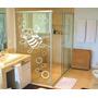 Adesivos Decorativos Gatinho Com Bolhas Para Box E Banheiro