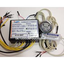 Acionador Eletronico Duplo C/ Sensor Nível P/banheiras/spas