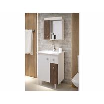Balcão Para Banheiro Agile 60 X 86cm