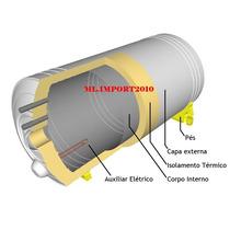 Boiler Reservatório Térmico 600 Litros Aquecedor Solar Vácuo