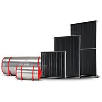 Aquecedor Solar + Misturadores + Tubos E Conexões De Cobre