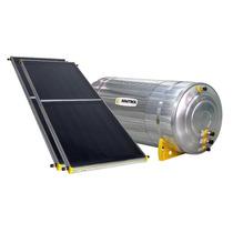 Aquecedor Solar Soletrol Kit 300 Litros 2 Placas 1,5m²