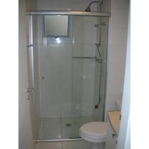 Box Para Banheiro, Vidro 8mm. Abc E São Paulo