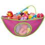 Organizador Guarda Brinquedos De Banho Rosa Pratico Munchkin