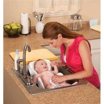 Suporte Apoio De Banheira Para Proteção Do Banho De Bebê
