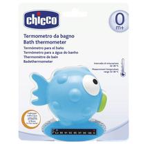 Termômetro De Água Para Banho - Pexinho Azul Chicco