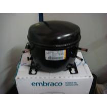 Motor Compressor Embraco 1/4 220v Geladeira Freezer R134a