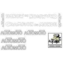 Adesivos Bicicleta Antiga Automoto - Junior_sbs