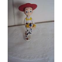 Miniatura Boneca Jessie Cawboy Do Toy Story Da Disney Pixar
