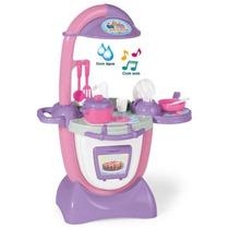 Brinquedo Sonho De Cozinha Rosa Calesita