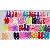 Barbie - Sapato Scarpin - Sandalia
