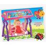Brinquedo Balancinho Baby Com Bichinhos De Vinil A390