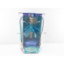 Boneca Elsa Frozen * A Fada Voa De Verdade E Canta *