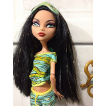 Monster High Cleo De Nile Penteadeira Frete Gratis-pac Sp