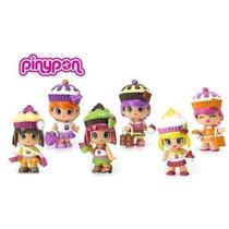 Coleção Pinypon Cupcake Caixa C/ 8 Unidades - Multikids