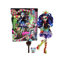 Monster High Sweet Screams Ghoulia Yelps