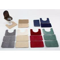 Miniatura Casa De Boneca Escala 1/12 - Kit Tapete Banheiro
