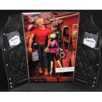 Mattel Monster High Manny Taur & Iris Clops Sdcc 2014