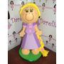 Rapunzel Em Eva 3d 23 Cm - Princesas Disney