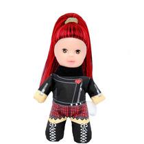 Boneca Da Estrela Fofolete Dark Fashion Scarlet Vampira