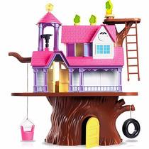 Brinquedo Casa Na Árvore Homeplay-criatividade E Imaginação