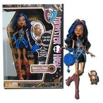 Boneca Mattel Monster High Robecca Steam