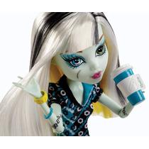 Boneca Monster High Frankie Stein Coffin Bean Mattel