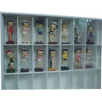 Estante Hot Bonecas Betty Boop Turma Do Chaves Diversos