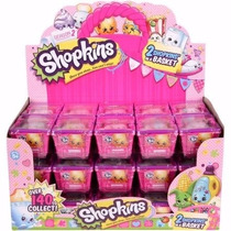 Shopkins Série 2 - Display Com 30 Cestas - Dtc