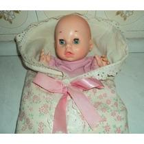 Boneca Bebe Colinho Da Eliana Antiga E Rara Da Grow (c2g3)