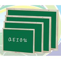 Móveis Escolares - Lousa Verde / Quadro 40 X 60 Cm Ref. 141