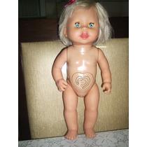 Boneca My Little Mommy Fisher Price Doentinha