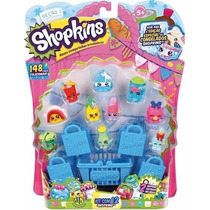 Shopkins - Blister Kit Com 12 Shopkins - Dtc