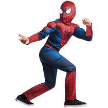 Fantasia, Homem-aranha, Músculos, Máscara, 3/4 Anos Marvel
