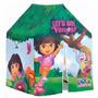Cabana Dora Aventureira Multibrink Casinha Criança Quartel