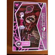 Boneca Monster High Draculaura Wave 1