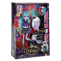 Monster High - 13 Wishes - Twyla - Mattel