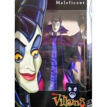 Maleficent Jolie Rainha Malévola Boneca Luxo Vilã Na Caixa