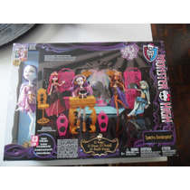 Monster High - 13 Wishes Festa Quarto Com Boneca - Mattel