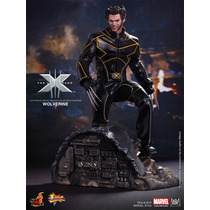 Wolverine - X-men - Hot Toys - Escala 1/6 - Hottoys