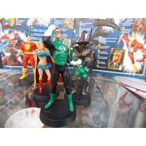 Miniatura Dc Lanterna Verde - Eaglemoss